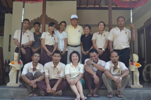 Ladera Villa staff