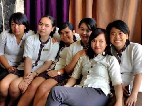 Susiana and Team