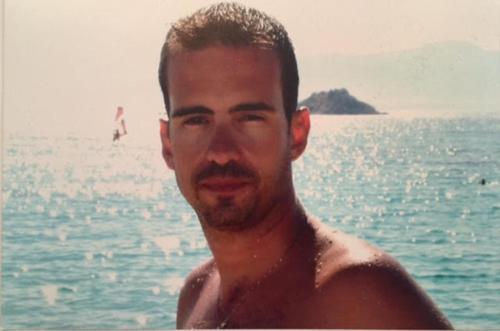 Yiannis Grammatikos, Owner of Naxos Grande Vista