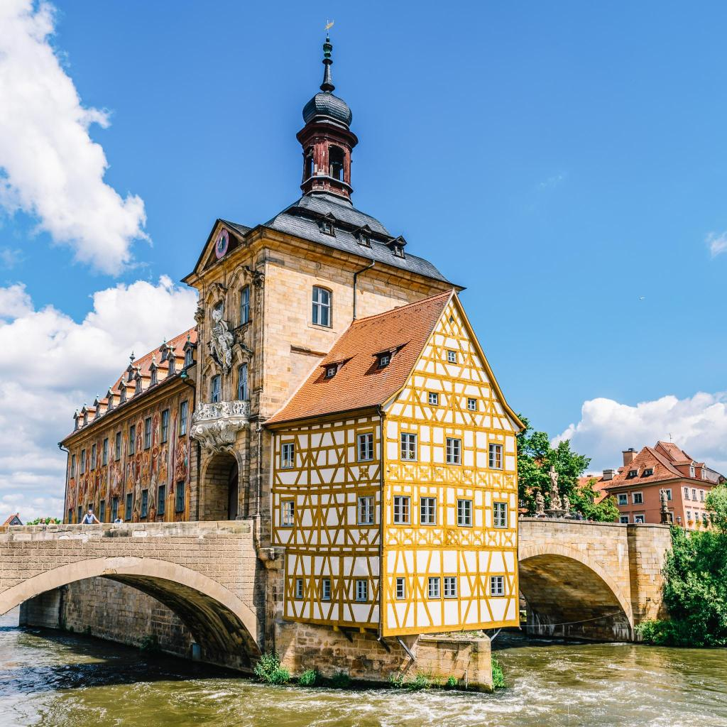There are 80 breweries within 15 miles of Bamberg