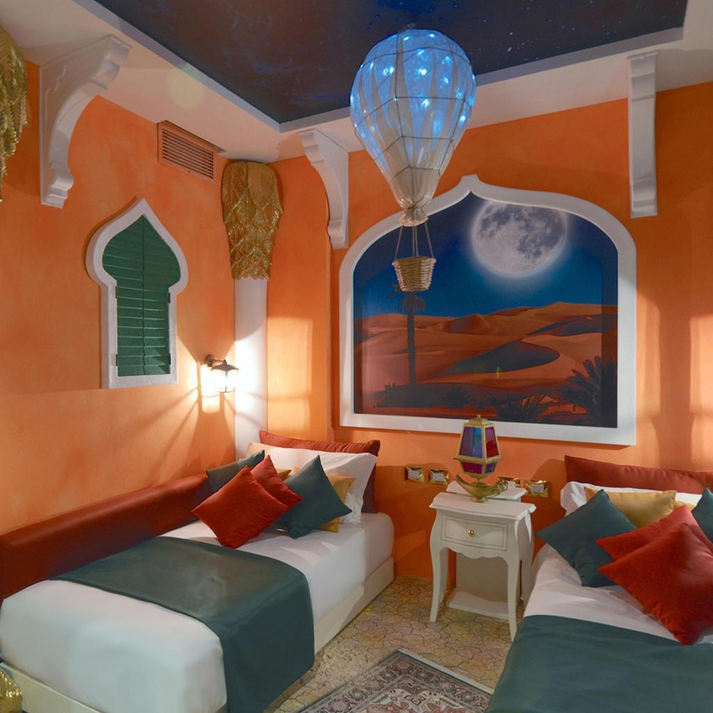 Gardaland Adventure Hotel in Italien