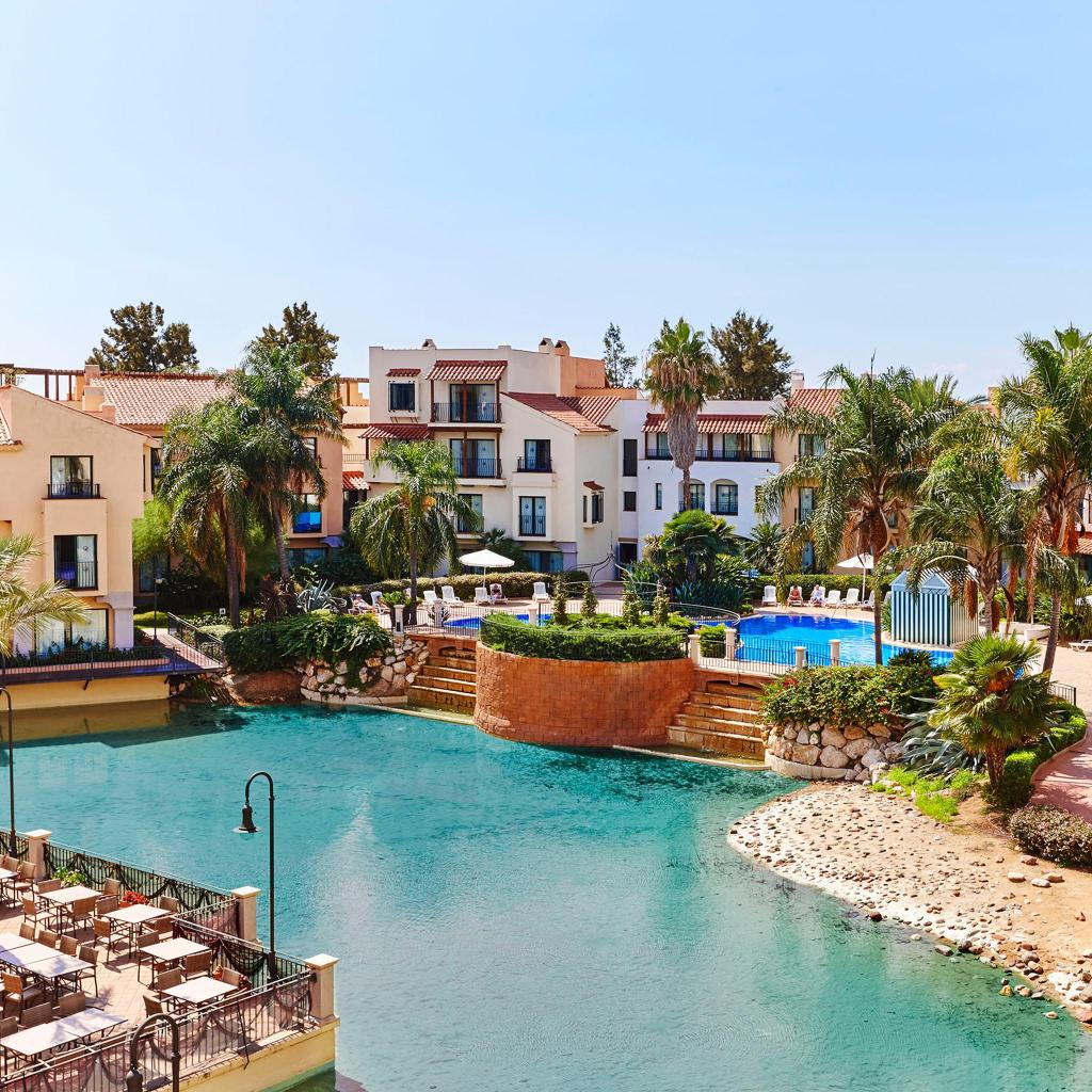 Hotel PortAventura in Spanien