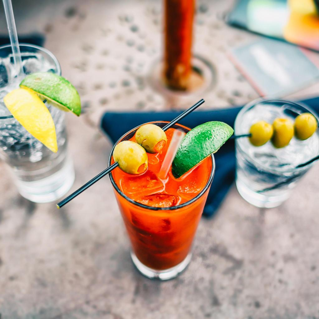 Enjoy Reno's unofficial signature drink, the Bloody Mary