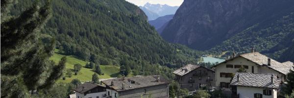 Valtournenche, Valle d'Aosta Hotels & Accommodation