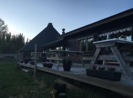 Snowcamp - Holiday Home, Borgafjäll