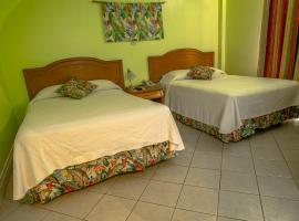 Habitat Terrace Hotel, Gros Islet
