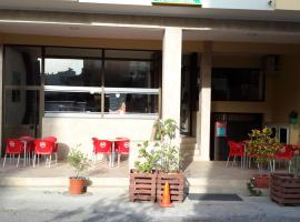 LT Aparthotel, Praia