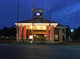 Baymont Inn & Suites Rocky Mount I-95, Rocky Mount