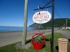 Auberge Chalets Bernatchez, Mont-saint-pierre