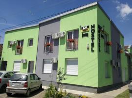 A24 Assistance Hostel, Bačka Topola