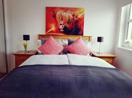 Yvi's Apartment, Inverurie