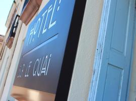 Hotel Sur Le Quai, Port-Vendres