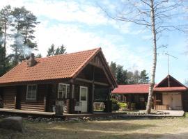 Kalda Summerhouse & Sauna, Nõva