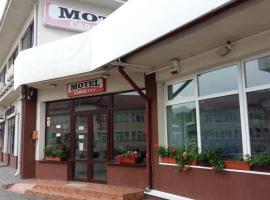 Motel Cargo, Ţăndărei