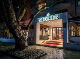 Hotel Medicus SPA & Balneo, Vŭrshets