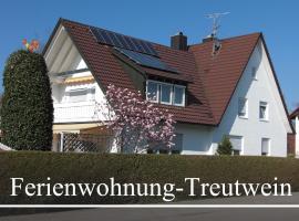 Ferienwohnung Treutwein, Bad Wörishofen