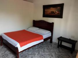 Hotel Cabañas de Tolú, Tolú