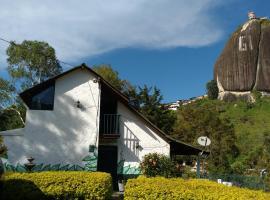 Las Cabañas Castillos del Lago, Guatapé