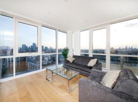 Bow Apartments London