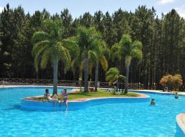 Gran Hotel Uruguay, Salto