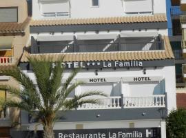 Hotel La Familia, El Campello