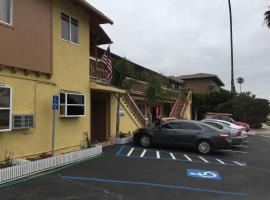 La Jolla Biltmore Motel, San Diego