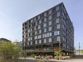 25hours Hotel am Hauptbahnhof