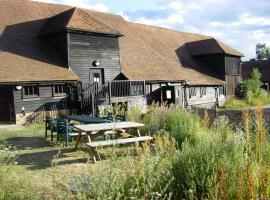 Puttenham Eco Camping Barn, Puttenham