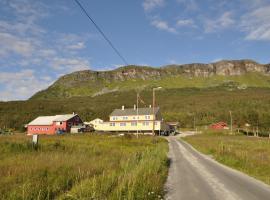 Liseth Pensjonat og Hyttetun, Eidfjord