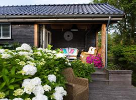Tiny House - B&B - Alkmaar, Zuid-Scharwoude