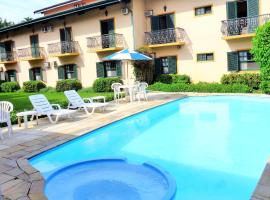 Pousada Villa Harmonia, Paraty