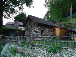 Casa Poiana, Ronco sopra Ascona
