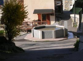 Appartement Au Village, Fontaine-le-Puits