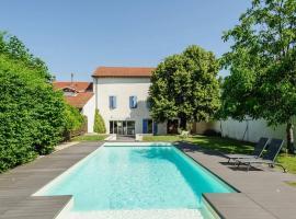 Villa d'exception avec piscine - Lyon, Rillieux