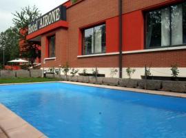 Airone Hotel, Reggio Emilia