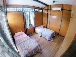 Wood Valley Lodge, Arau