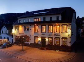 Hotel Restaurant zum Schlossberg, Wadern