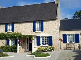 Chambres d'hôtes Les Hirondelles Bleues, 이지니쉬르메르