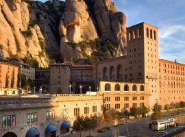 Apartamentos Montserrat Abat Marcet, Montserrat