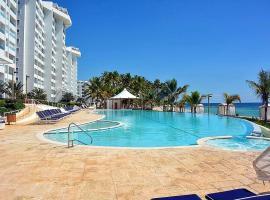 Marbella Luxury Beachfront Condo, Juan Dolio