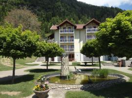 Panoramablickhotel - LakeView Apartments, Annenheim