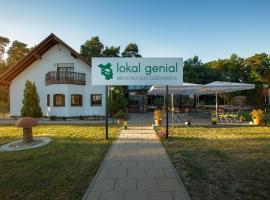 Lokal Genial Pension & Restaurant, Beelitz