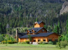 Hosteria Ruca Kitai, Villa Lago Rivadavia