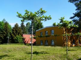 Hotel Kreuzbruchhof, Burg Stargard