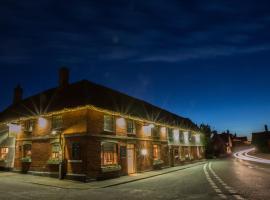Angel Inn, Stoke by Nayland