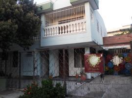 El Dorado hostal, Santa Marta