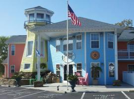 Drifters Reef Hotel, Carolina Beach