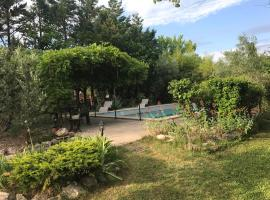 Le clos des olivettes, Sainte-Croix-de-Quintillargues