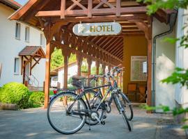 Hotel & Restaurant Waldschlösschen, Kyricas