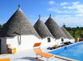 La Civetta Holiday Home, Alberobello
